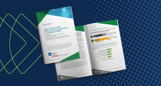 Analyst Report: Three security trends catalyzed by the impact of 2020