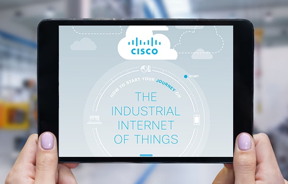 Discover the 5 steps to a successful IIoT deployment in Cisco's free eBook on the Industrial Internet of Things.