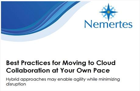 Nemertes Cloud UC Migration whitepaper