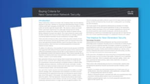 What You Need for Your Network Security