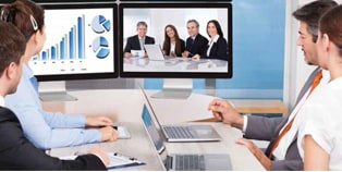Boost innovation with video communication