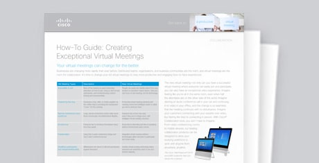 Virtual Meetings Can Be More Productive