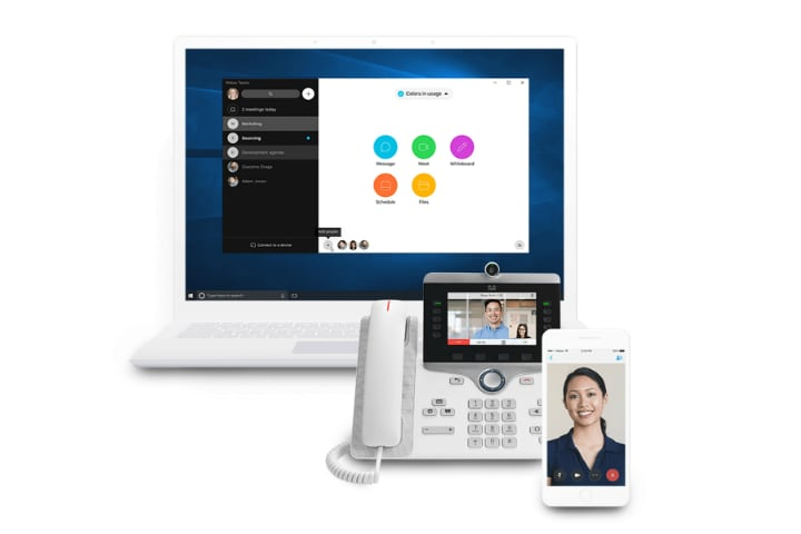 Cisco Webex Meetings & Teams together at last