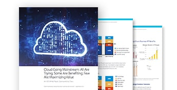 White Paper: Cloud Going Mainstream