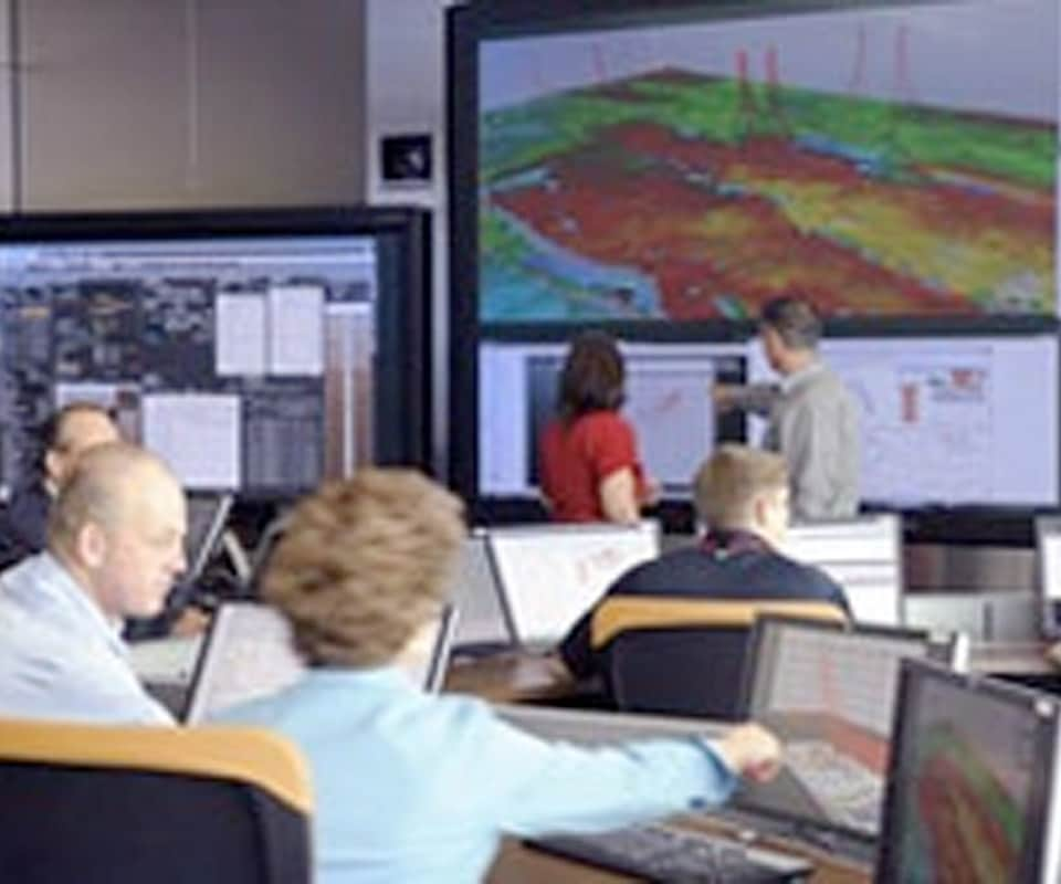 Advanced Oil & Gas Solution for Remote Visualisation: VIP Customer Event