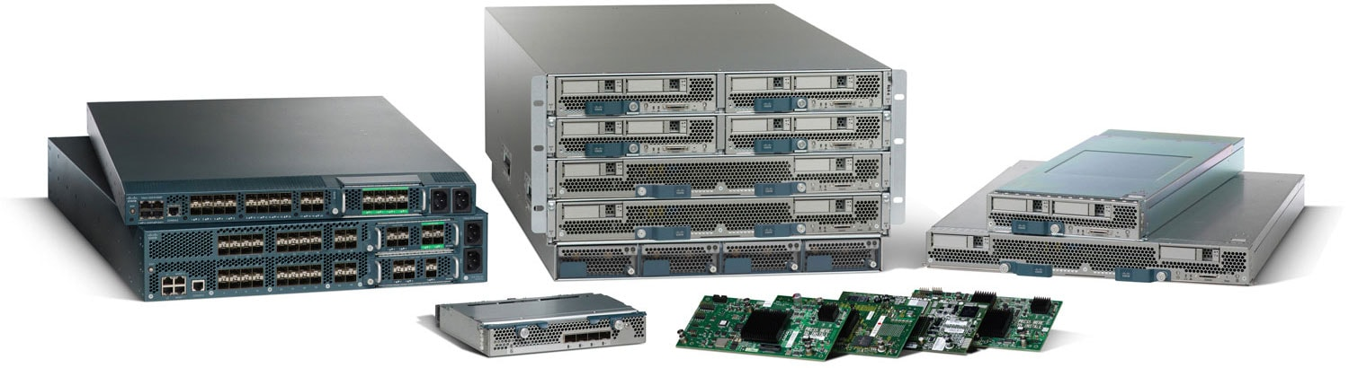Cisco Unified Computing Systems family