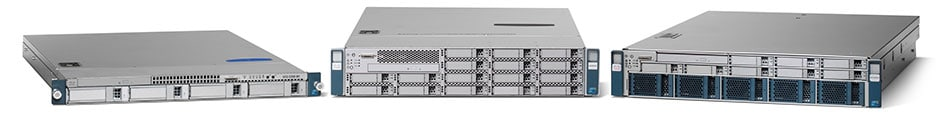 Cisco UCS rack servers