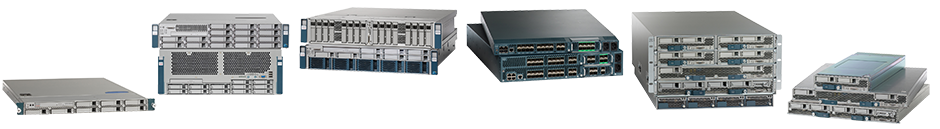 2nd-generation Cisco UCS servers