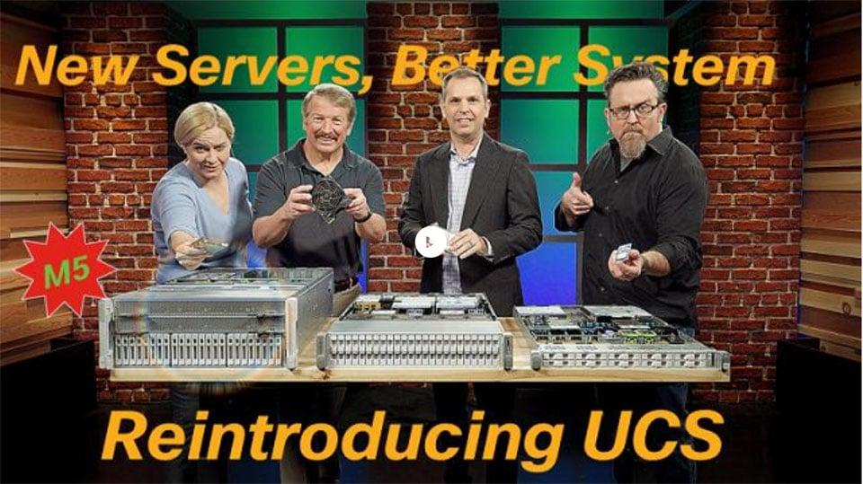 重新推出 UCS