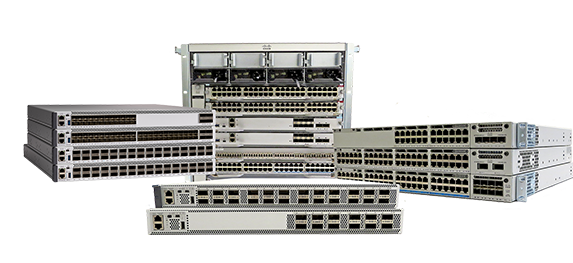 Network Switches Lan And Enterprise Switches Cisco