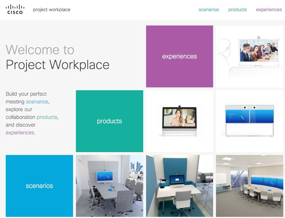 Cisco Project Workplace