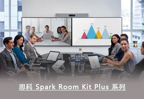 思科 Spark Room Kit Plus 系列