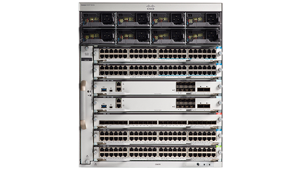 Switches der Catalyst 9400-Serie