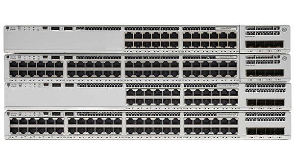 Switches der Catalyst 9200-Serie