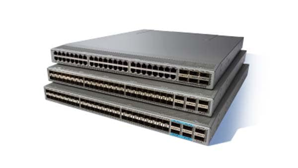 Cisco Nexus-Switches der Serie 9000