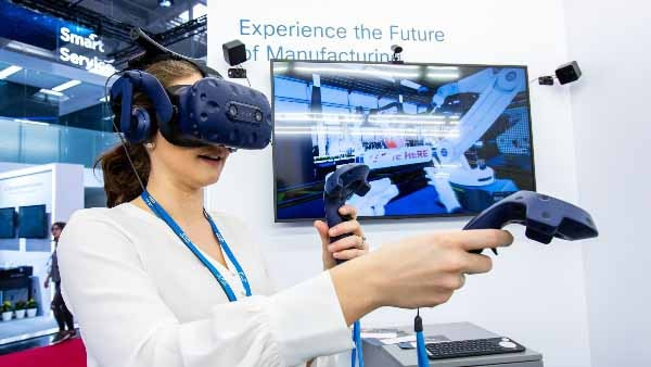 Virtual Reality und Augmented Reality in der Fertigung