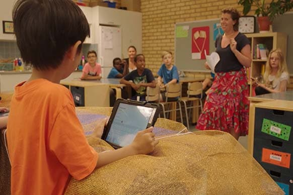 Educators use Apple iPads to improve learning