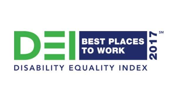 Best Places to Work for Disability Inclusion