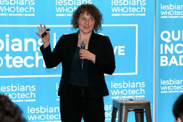 Innovation driven by diversity at Lesbians Who Tech Summit