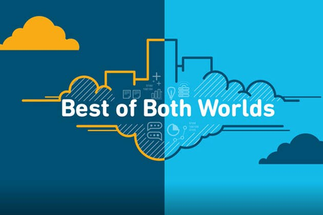 Bringing together the best of public and private cloud