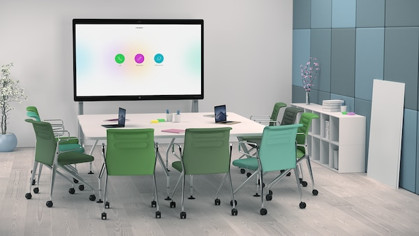 Transform your collaboration experience with Cisco Webex Rooms - 1581413480594