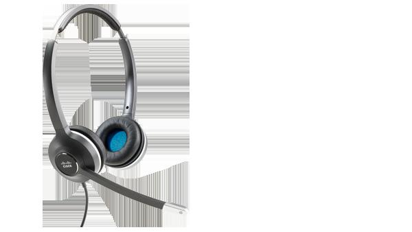 Cisco Series 500 Headsets Cisco