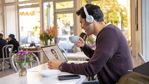 Cisco wireless office headset