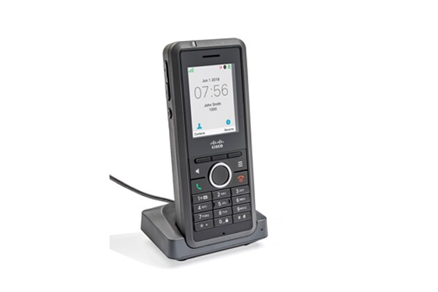 Cisco IP DECT 6800 Series phone