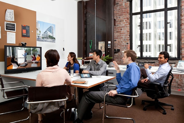 Business-quality, scalable conferencing