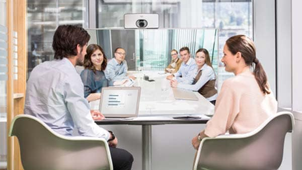 Join web meetings from your device