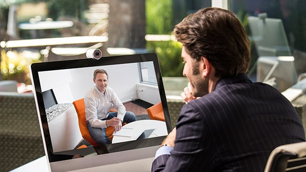 Build trust with virtual meetings