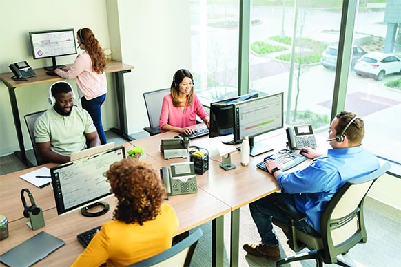 All-New Webex Contact Center