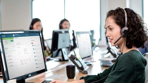 Services for Contact Center - Cisco