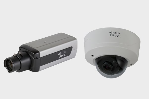 Video Surveillance IP Cameras - Cisco