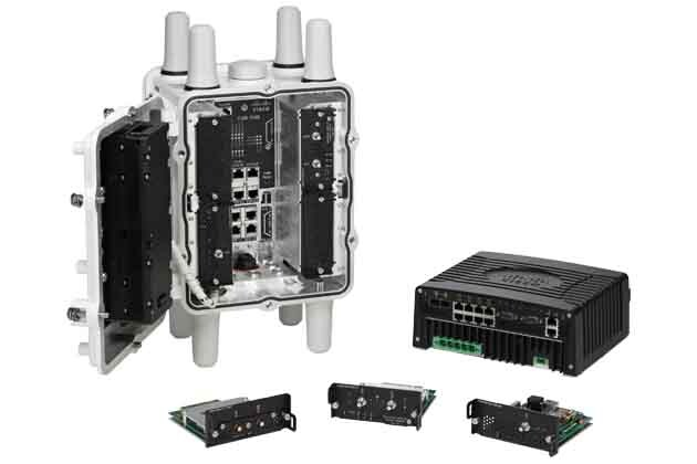 Cisco 1000 Series Connected Grid Routers - Cisco