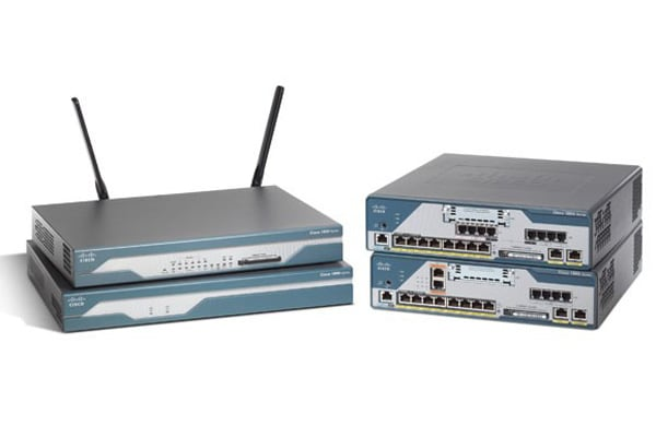 Cisco 1800 Series Integrated Services Routers - Cisco
