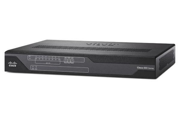 製品写真(大):Cisco 800 シリーズ ルータ