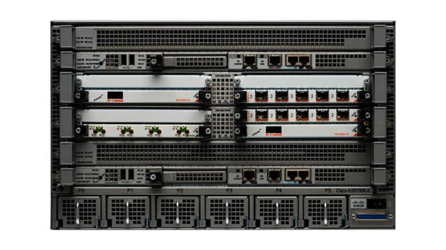 Cisco 1000 Series Aggregation Services Routers