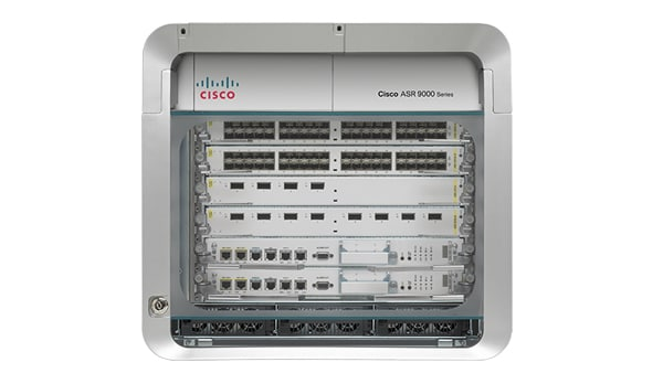 Cisco ASR 9000 Series Aggregation Services Routers - Cisco