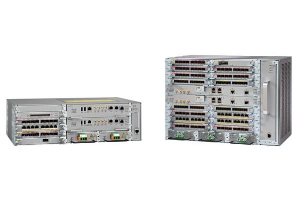 Cisco ASR 900 Series Aggregation Services Routers - Cisco