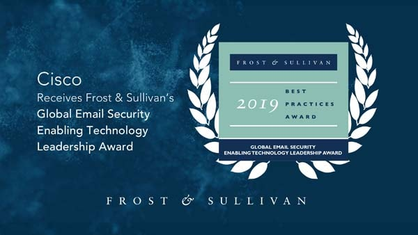2019 Market Quadrant – Email Security Gateway