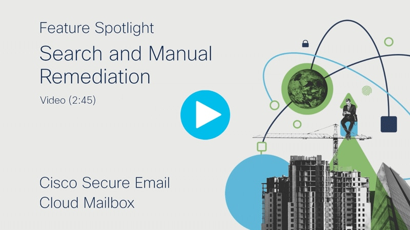 Cisco Secure Email, Formerly Email Security - Cisco