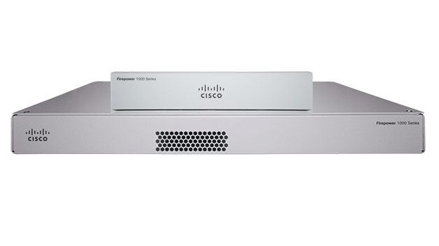 Cisco Firepower 1000 Series Next-Generation Firewalls - Cisco