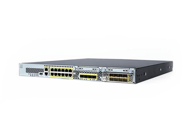 Cisco Firepower 2100 Series - Cisco Firepower 2100 Series