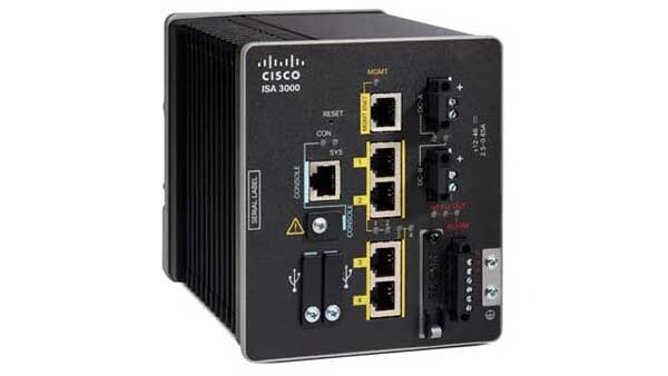 Cisco Secure ISA 3000