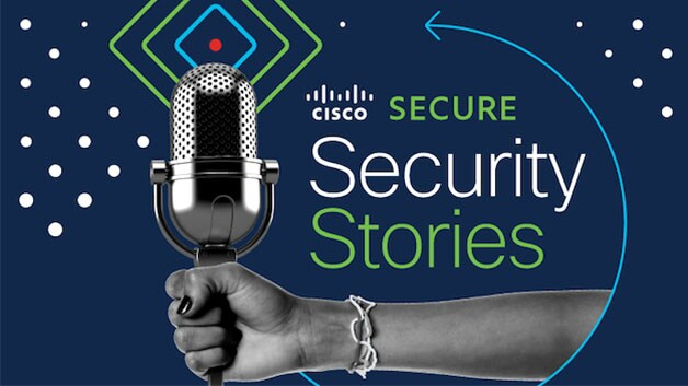 Security Stories podcast