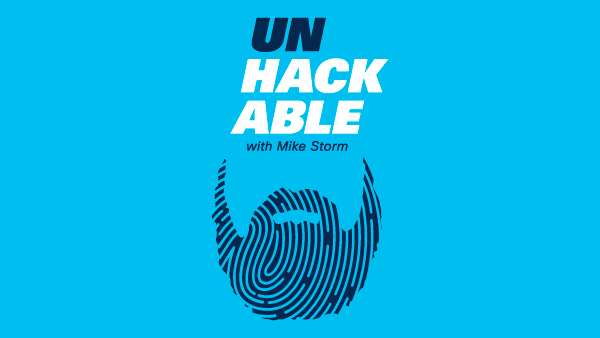 Unhackable security podcast logo