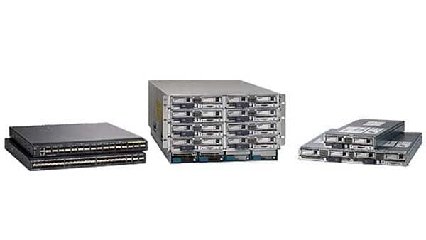 Cisco UCS B-Series Blade Servers