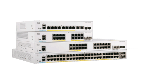 Cisco Catalyst 1000 Series switch