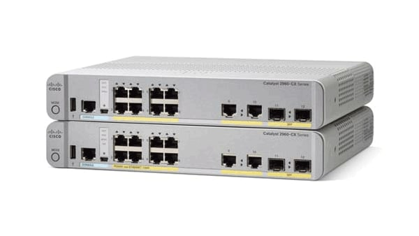 Cisco Catalyst 2960-CX Series switch